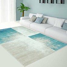 Teppich Modern Designer Wohnzimmer Pastell
