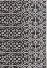 Teppich Modern Ethno sand/ anthracite 200x290cm,