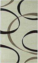 Teppich Modern in Creme Sehrazat