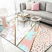 Teppich modern Teppich Geometrisches