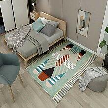 Teppich Modern Teppiche Hochflor Shaggy Für