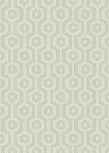 Teppich modernes Design ECHO GEO RUG TAUPE 120 cm x 170 cm