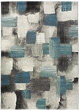 Teppich modernes Design RUG BIANCA 21529 07 BLAU