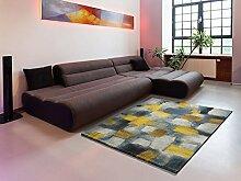 Teppich modernes Design RUG BIANCA 21529 35 GELB