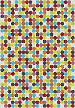 Teppich modernes Design RUG EMOTION 1292 04 WEISS