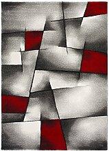 Teppich modernes Design RUG MALMO 21817 10 ROT