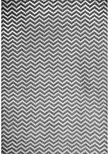 Teppich Noires in Grau BohoLiving