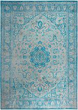 Teppich - Orient - 160x230 cm - Blau