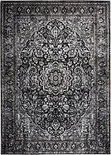 Teppich - Orient - 160x230 cm - Schwarz