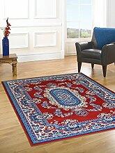 Teppich Orient stil Klassisch Erhältlich in verschiedenen Größen - Farbe rot ROYAL SHIRAZ 2063-RED 200x300