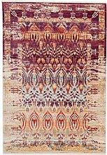 Teppich Orientalisch Vintage Muster Ethno Azteken