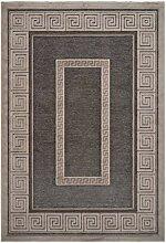Teppich Ornament Klassisch Orientalisch Lurex 3D