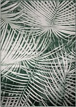 Teppich - Palm - 170x240 cm - Grün