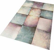 Teppich, Pastel 21680, merinos, rechteckig, Höhe