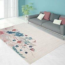 Teppich Pastell Modern Designer Wohnzimmer Schlafzimmer Läufer Inspiration Odeur Blumen Multi, Größe in cm:200 x 290 cm