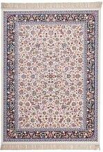 Teppich Perser Elfenbeinfarben, 200 x 300