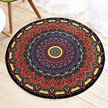 Teppich personalisierte runde Teppich Wohnzimmer
