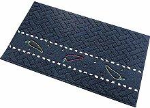 Teppich-Polypropylen-Material einfach zu Hause