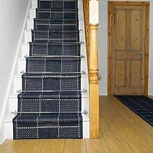Teppich Pritts für Treppen in Blau