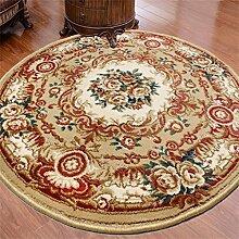 Teppich-Qualitäts-moderne einfache Europäische