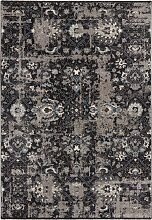 Teppich Ramona, grau (60/110 cm)