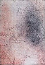 Teppich Rebecca, grau (45/90 cm)