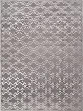 Teppich - Retro - Grau