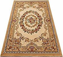 Teppich Retro Ländliche Mode Wohnzimmer Schlafzimmer Sofa Couchtisch Bedside Rectangle Teppich ( farbe : #12 , größe : 133*190cm )