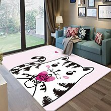 Teppich rutschfeste Wohnzimmer Kinderzimmer