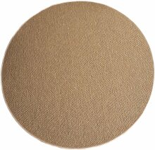 Teppich, Sahara, Living Line, rund, Höhe 5 mm,