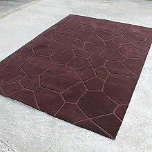 Teppich/Schlafzimmer Esszimmer Bett Wohnzimmer Sofa moderne minimalistische Teppiche-D 120x180cm(47x71inch)