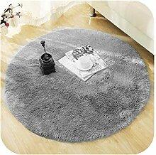 Teppich Schlafzimmer, Fluffy Runde Teppiche