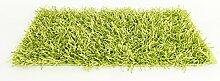 Teppich Shaggy 50x80cm Verde acido