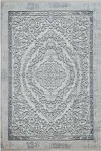 Teppich Sidonie in Grau
