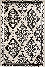 Teppich Silas, In- und Outdoor, grau (60/110 cm)
