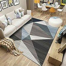 Teppich sitzecke kinderzimmer Blaues schwarzes
