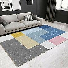 Teppich sitzecke kinderzimmer Geometrisches Muster