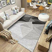 Teppich sitzecke kinderzimmer Schwarze graue