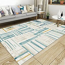 Teppich sitzecke kinderzimmer Waschbarer Blauer