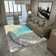 Teppich sitzecke Moderner Teppich des gelben