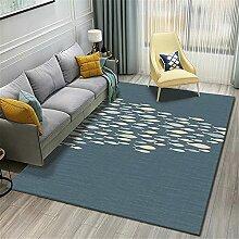 Teppich sitzecke Teppich Gelbblauer
