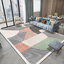 Teppich sitzecke Teppich Gelber grüner Grauer