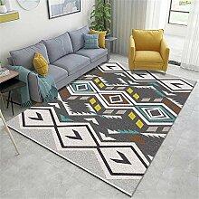 Teppich sitzecke Wohnzimmer Teppich Waschbarer