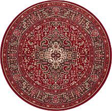 Teppich, Skazar Isfahan, NOURISTAN, rund, Höhe 9