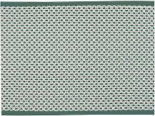 Teppich Smaragdgrün 120x170 cm OASIS