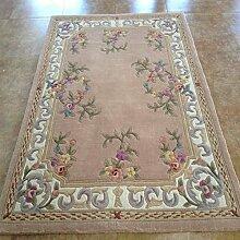 Teppich/[Sofa Wohnzimmer Couchtisch Schlafzimmer] Teppich/ dicker Teppich-A 160x230cm(63x91inch)
