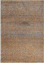 Teppich Softness autunum gold 160x230, 160x230cm