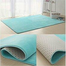 Teppich Solide Farbe Teppich Büro Wohnzimmer