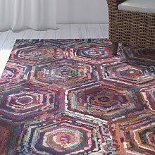 Teppich Soltane in Lila