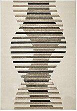 Teppich Sumatra Design Welle 3470 beige Gr.120x170